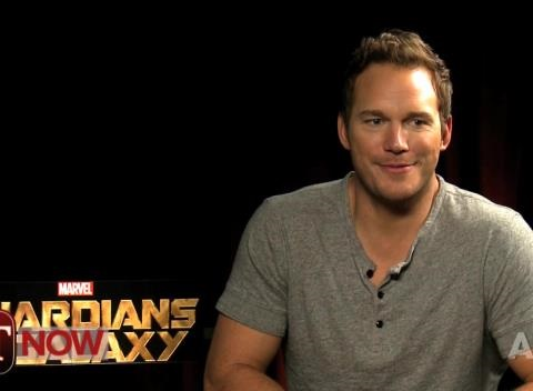 News video: 7 Times We Fell in Love With Chris Pratt