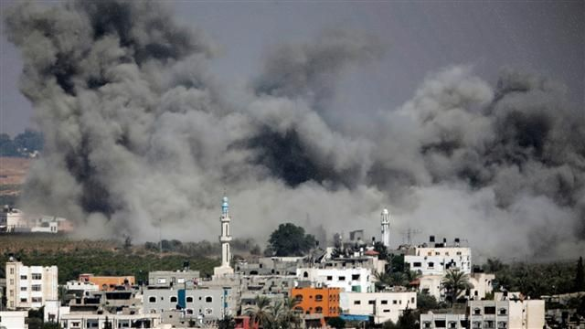 News video: Gaza Truce Crumbles as Fighting Resumes, and More
